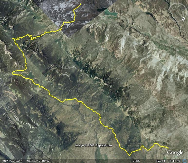 Owl Creek Pass Intrepidxj 39 S Adventure Blog