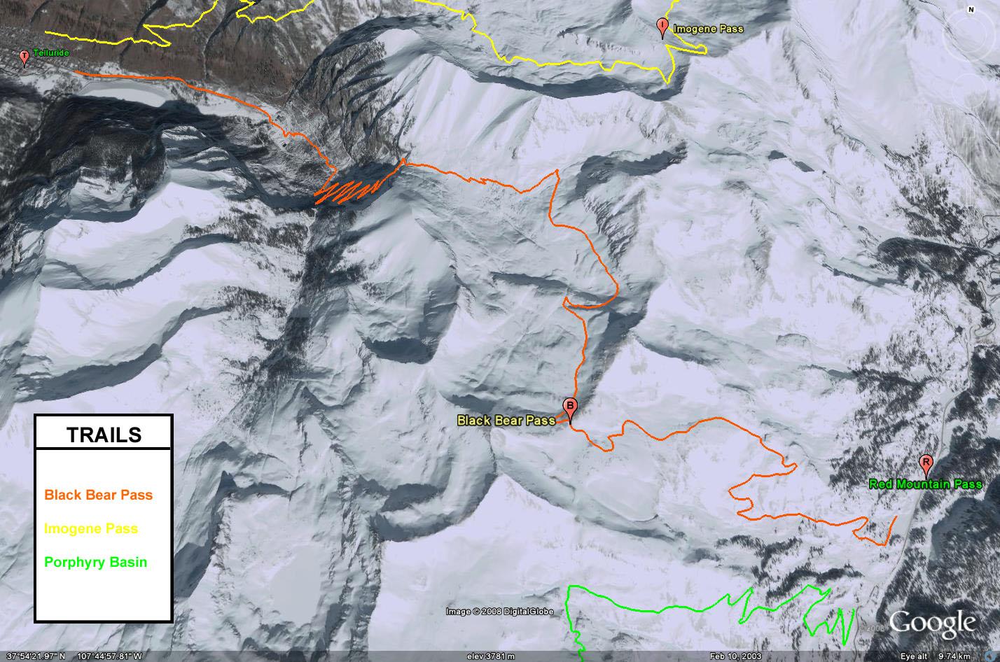 Black Bear Pass Colorado >> Black Bear Pass | IntrepidXJ's Adventure Blog